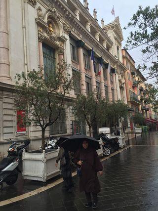 Opera de Niza, próxima a La Merenda