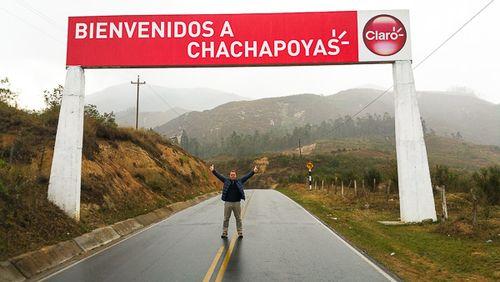 Bienvenidos Chachapoyas