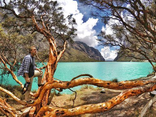Lugares que ver antes de hacerte viejo: Cordillera Blanca (Perú) >> Paco Nadal >> El Viajero >> Blogs EL PAÍS