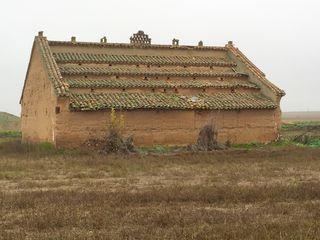 Precioso palomar abandonado propiedad de los frailes de Santiago de Compostela