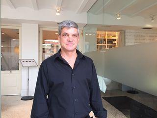 Carlos Martínez, uno de los propietarios
