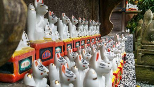 Santuario Jozan Inari - Paco Nadal