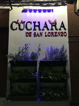 Portada de La Cuchara de San Lorenzo