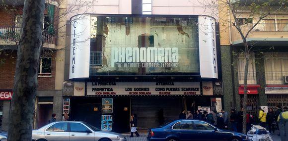 PHENOMENA-EXPERIENCE