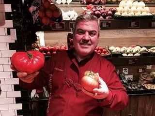 Luis Pacheco, propietario de Gol Gourmet