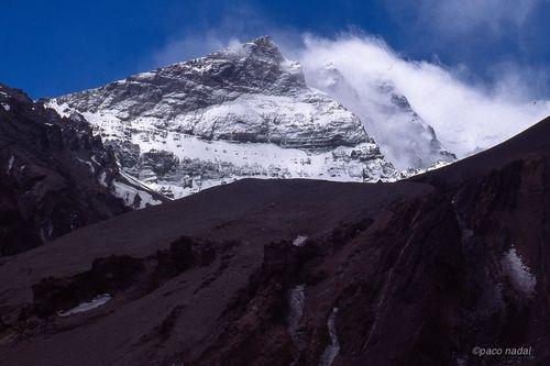 Aconcagua, cumbre Norte - Paco Nadal