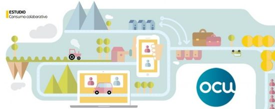 Estudio OCU-UCM sobre consumo colaborativo