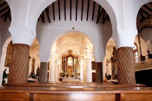 Archidona. Ermita de la Virgen de Gracia