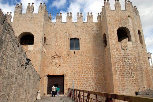 Velez-Blanco, castillo 2