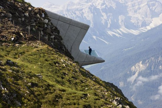 Messner Mountain Museum Corones_photo by Inexhibit