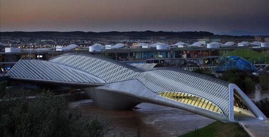 Pabellon-puente- Zaragoza Zaha Hadid