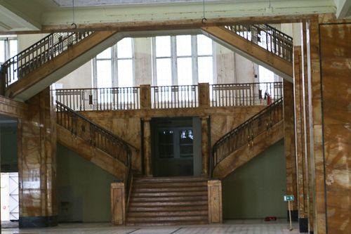 Escalera Budapest