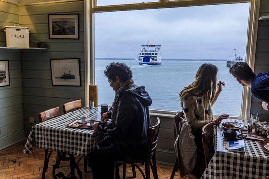 Isla de Wight   ALESSANDRO SAFFO