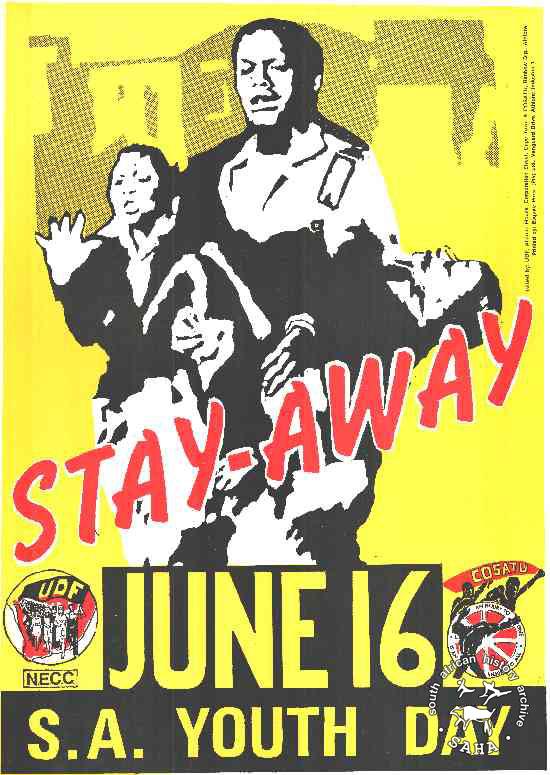 Stay away, June 16.