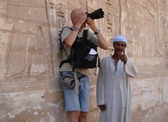 Ramon Usó, Egipte 2012