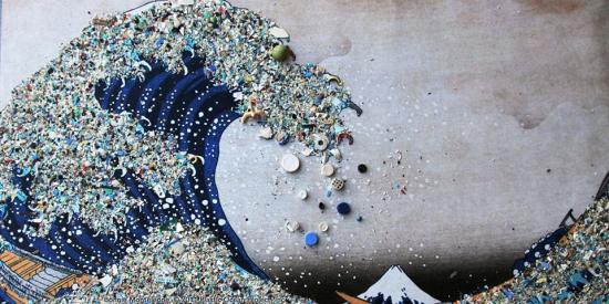 Mar de plastico
