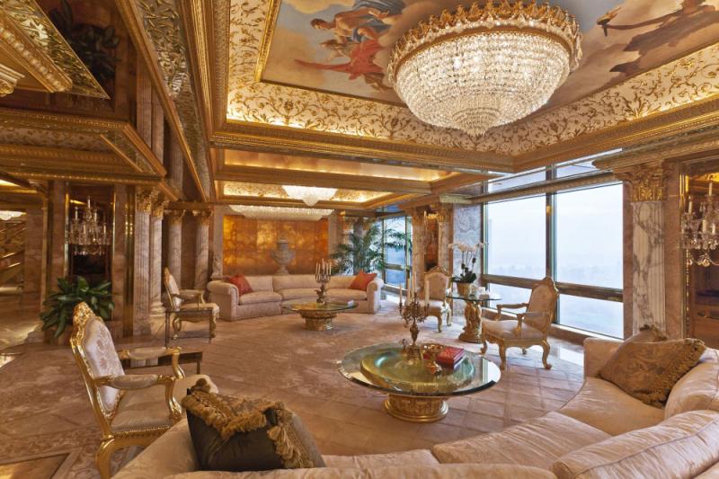 Donald-Melania-Trump-Manhattan-Penthouse_1