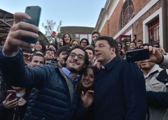 Renzi_selfie