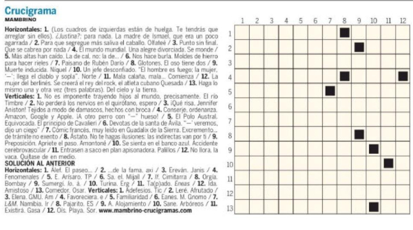 Crucigrama-11-10-12