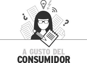 A gusto del consumidor