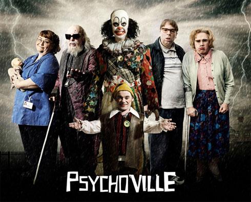 Psychoville Psychoville