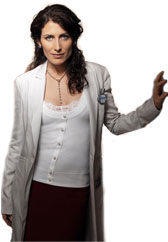 House lisa cuddy strip