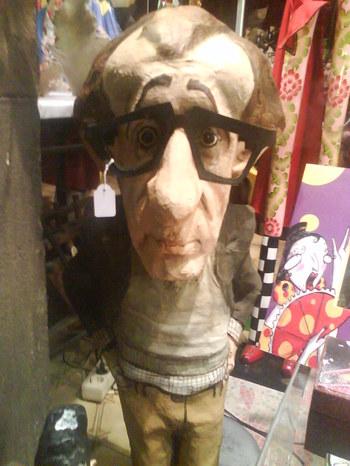 Woodymania