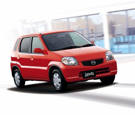 Mazda Laputa X POPPER