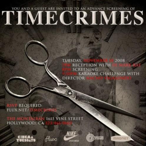 Timecrimeskaraoke
