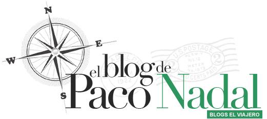 Paco Nadal >> El Viajero