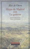 Hojas de Madrid con La galerna