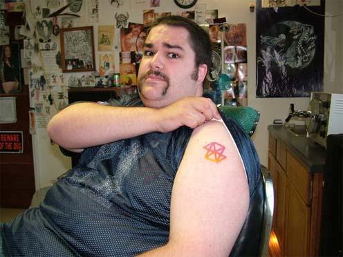 tatuajes de ramas. En el mundo de los tattoos la rama tecnológica es una de las más arriesgadas